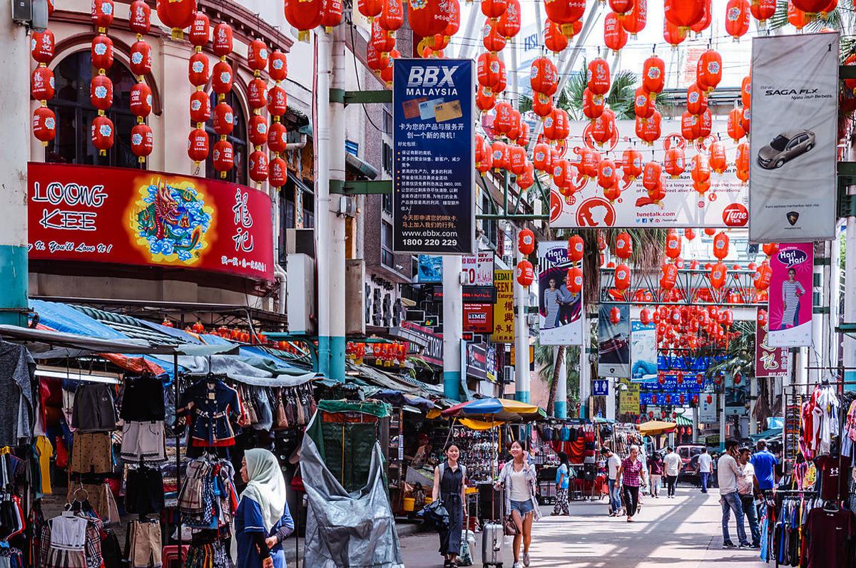 things to do in Kuala Lumpru china town